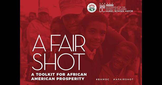 A Fair Shot: Toolkit for African-American Prosperity