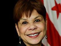 Deputy Mayor Brenda Donald